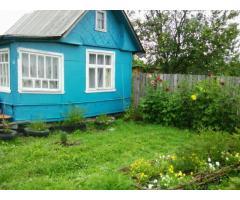Дачный дом с земельным участком