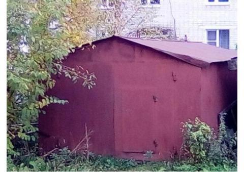 Продаю гараж 3 х 6 м металлический